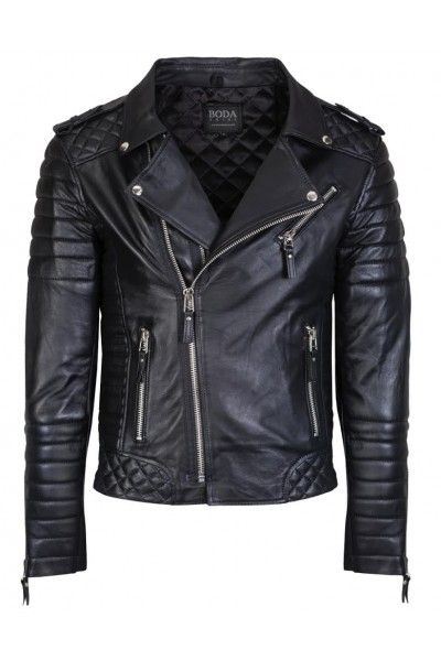 Kay Michaels Quilted Biker