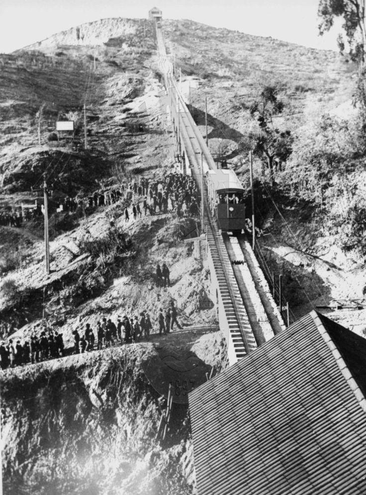 17 santiago funicular cerro san cristobal