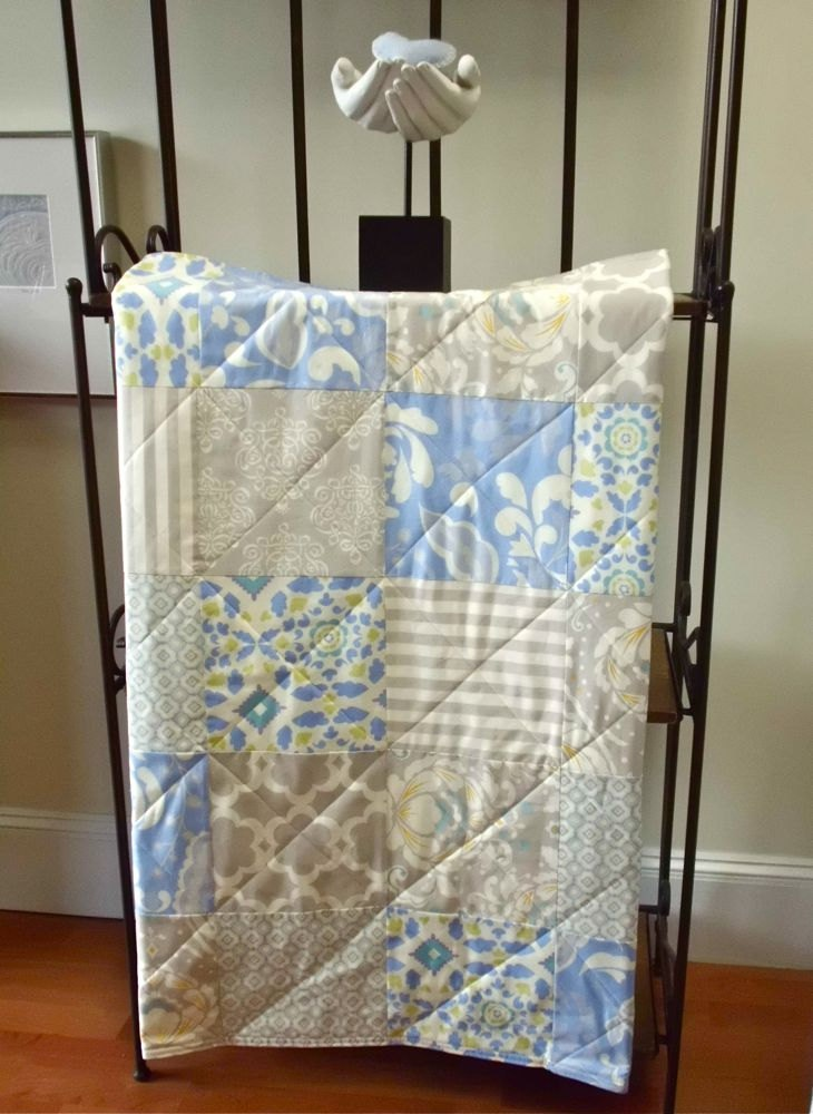Neutral Baby Boy Crib Bedding