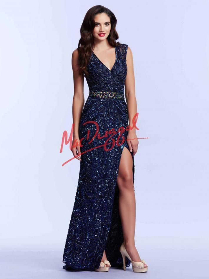 195 besten Mac Duggal Prom Dresses Bilder auf Pinterest | Mac duggal ...
