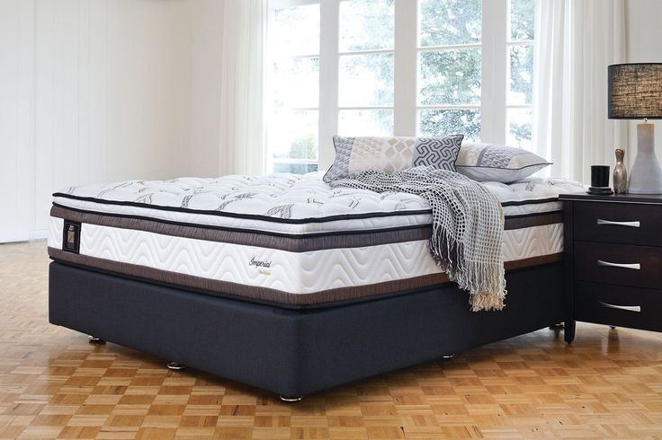 Imperial Medium King Single Bed by King Koil