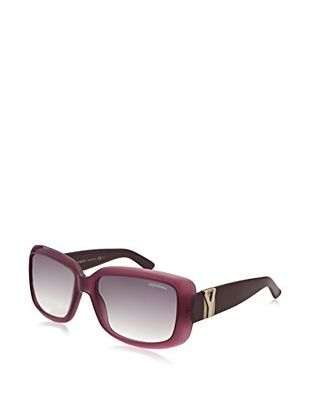 Yves Saint Laurent 6377-S-799Bd Sunglasses, Translucent Violet