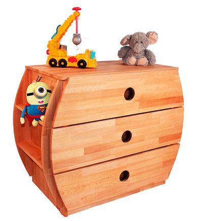 Комод в детскую комнату Mobler, цена - 6 300 грн, Киев, б/у, объявление, продам, куплю.