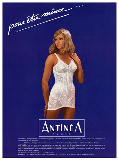 antinea all in one girdle full figure dress pinterest. Black Bedroom Furniture Sets. Home Design Ideas