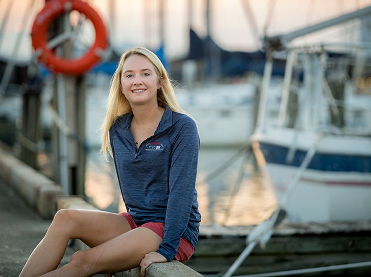 Miia Newman has grown up sailing boats along the Gulf Coast, and she recently participated in the Lightning North American Championship for sailing in Wrightsville Beach, North Carolina.  Newman, who is pursuing a master's degree in public health administration at Tulane University, is the 2017 recipient of the International Lightning Class Association (ICLA)'s Lightning Boat Grant. The ICLA awards this annual grant to young sailors with substantial sailing experience and a passion for the…