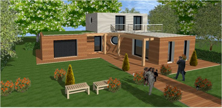 25 best ideas about maison moderne toit plat on toit plat conception toit plat and