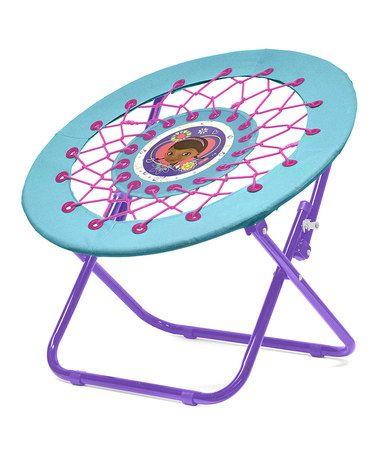 Look at this #zulilyfind! Doc McStuffins Flex Chair #zulilyfinds