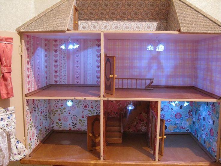 кукольный домик своими руками: 16 тыс изображений найдено в Яндекс.Картинках