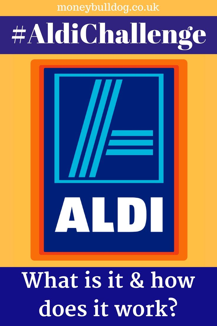 Find out What the Aldi Challenge is, how it works and how it can save you money on your food shopping bill! We've also included a video from Aldi in the post to explain the #AldiChallenge in a clear and concise way.