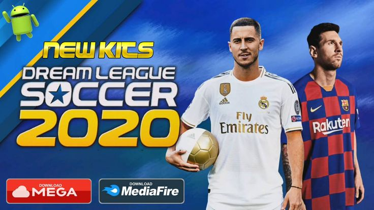 Dls 2020 android offline hd graphics dream league soccer
