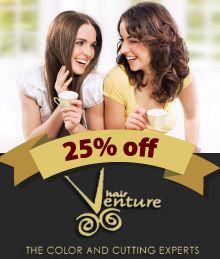 HairVenture Refer a Friend Special Promotion