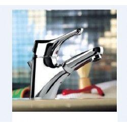 Ceramix 1 miscelatore monocomando lavabo con bocca estraibile cromo