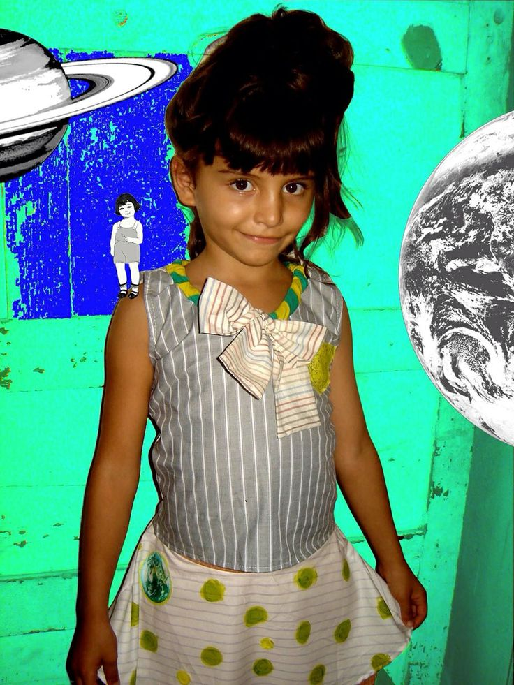 Infinito sin Estrellas - PiNk tomaTiNa little girl dresses