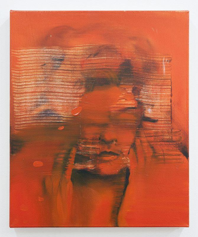 Repressed Wishes II  Artista: Bartosz Beda, óleo sobre lienzo, 46x38cm, 2014  Artist: Bartosz Beda,  oil on canvas, 46x38cm, 2014 (300dpi)  #art #arte #contemporaryartwork #pintura #paint #bac #dibujo #drawing