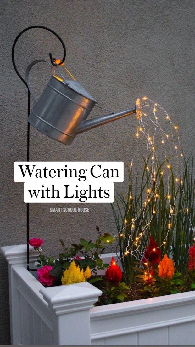 Diy Home Crafts, Garden Crafts, Garden Projects, Garden Ideas, Outdoor Crafts, Outdoor Projects, Garden Planters, Yard Art, Lawn And Garden