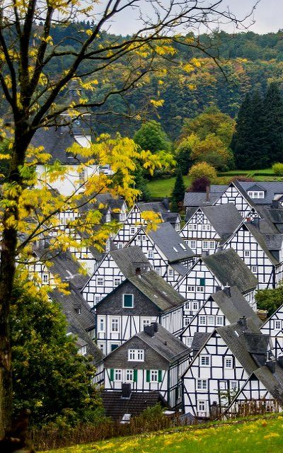 Freudenberg, North Rhine-Westphalia, Germany | by Polybert49