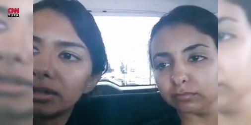 Ölüm korkusu nedeniyle Türkiye'ye sığındılar: Suudi Arabistan'da yaşayan Ashwaq ve Areej isimli kız kardeşler aile baskısından kaçarak Türkiye'ye sığındı. Şimdi en büyük korkuları ülkelerine iade edilme tehlikesi.
