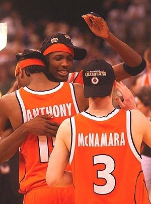Syracuse Orange, 2003 National Champions