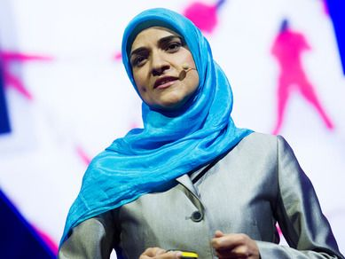 Dalia Mogahed: The attitudes that sparked Arab Spring | Video on TED.com