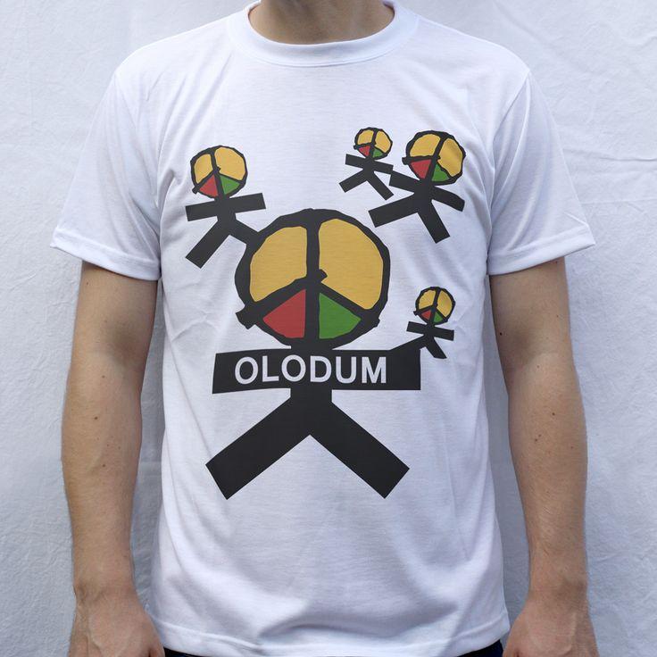 Olodum Design T Shirt