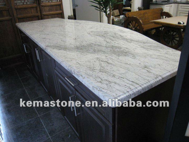 River white granite countertop buy river white granite for River white granite with white cabinets