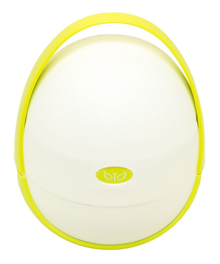 Look what I found on #zulily! Green Bad Egg Travel Potty by Totlings #zulilyfinds