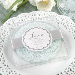 Doily Design Lace Coaster