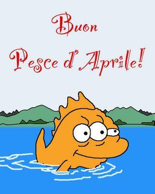 Buon pesce d'aprile a tutti!