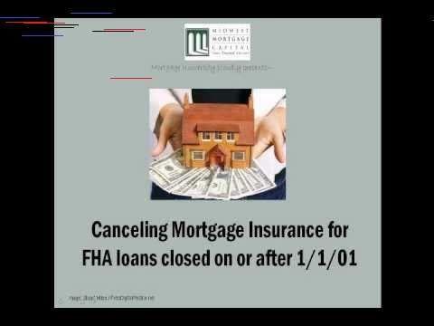 Canceling Mortgage Insurance Fha Loans Wmv In 2020 Fha Loans Fha Mortgage Mortgage Loans