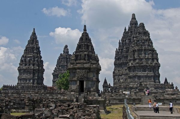 Древние храмы Индии