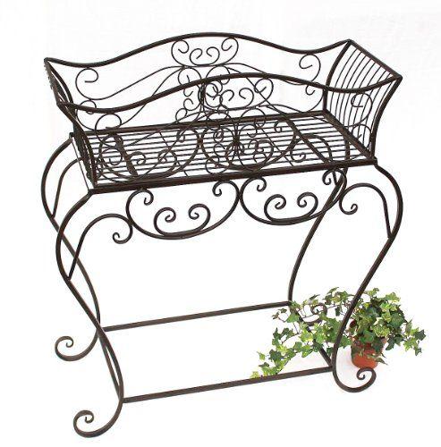 die besten 17 ideen zu blumenst nder metall auf pinterest. Black Bedroom Furniture Sets. Home Design Ideas