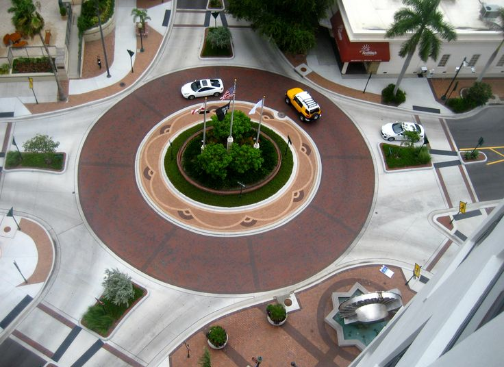 cool roundabout - Google Search
