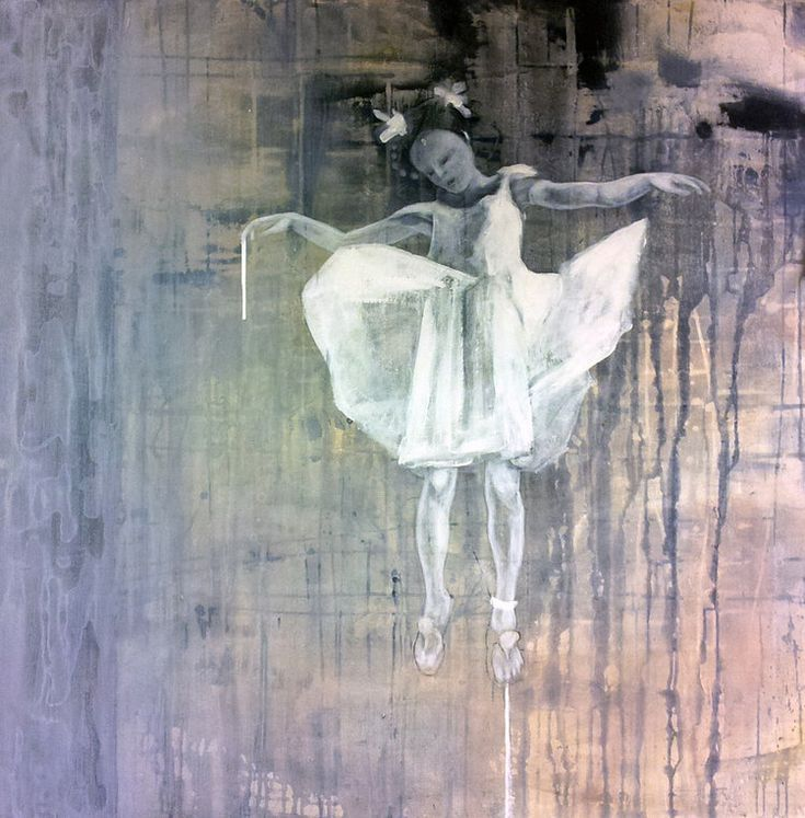SVEVENDE-1 BY ANNE-BRITT KRISTIANSEN  #fineart #art #painting #kunst #maleri #bilde  https://annebrittkristiansen.com/paintings/2013/