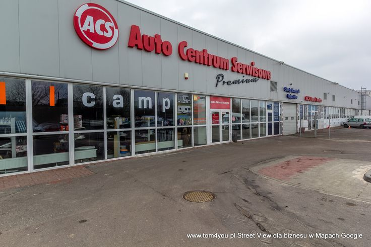 ACS Auto Centrum Serwisowe Łódź. wyk. www.tom4you.pl #GoogleStreetViewTrusted #GoogleStreetView #GoogleBusinessView