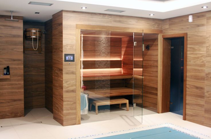 Sauna Best Line w wersji Thermo. #sauna #sauny #wellness #spa