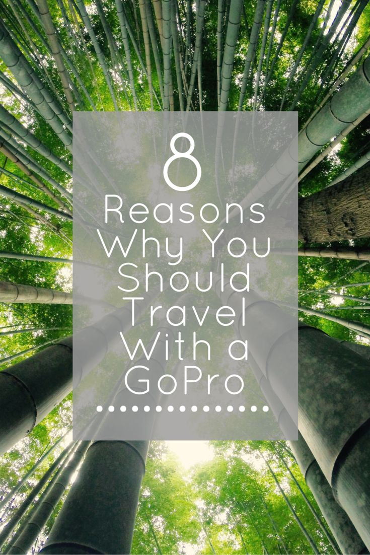 8 Reasons Why You Should Travel With a GoPro | http://wanderthemap.com/2015/11/8-reasons-why-you-should-travel-with-a-gopro/