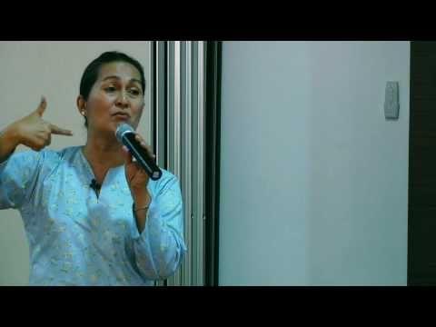 Yasmin Ahmad.