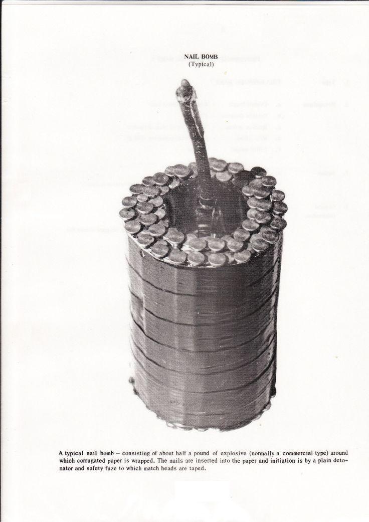 Nail Bomb   United Kingdom