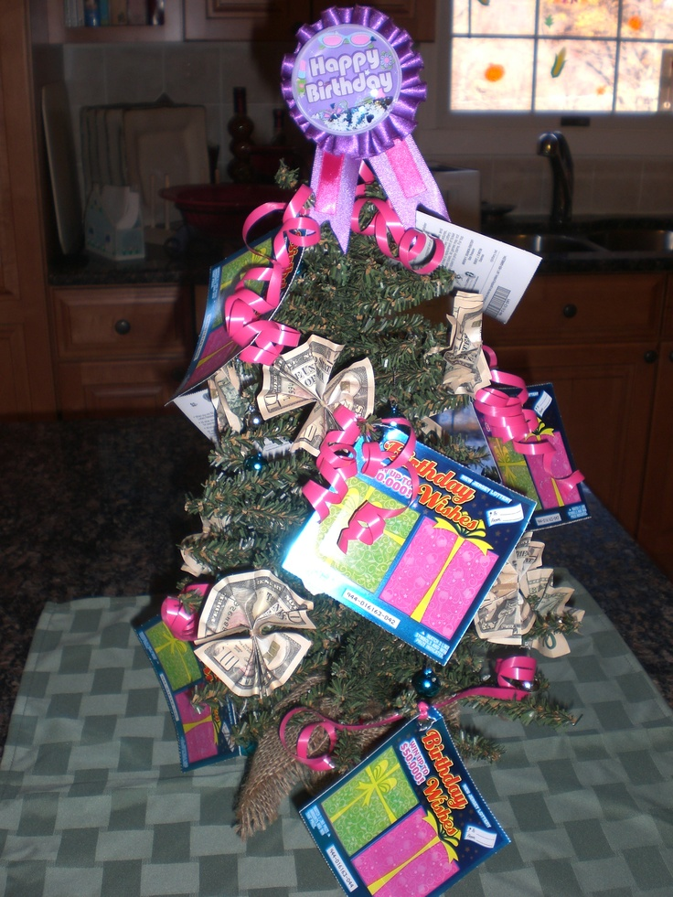 Free Birthday Lottery ~ Best lottery ticket gift ideas images on pinterest money bouquet and