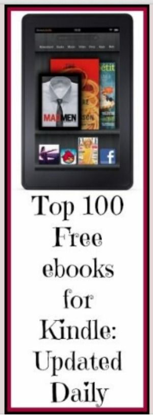 Over 100+ FREE Kindle ebooks! Updated DAILY! Today's list is ready!