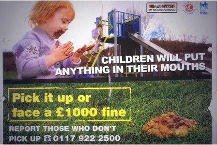 Children will put anything in their mouths - Bristol City Council