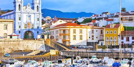 Azores Islands, Portugal Vacations: $499 -- Portugal: Weeklong Azores Winter Vacation w/Air   Travelzoo