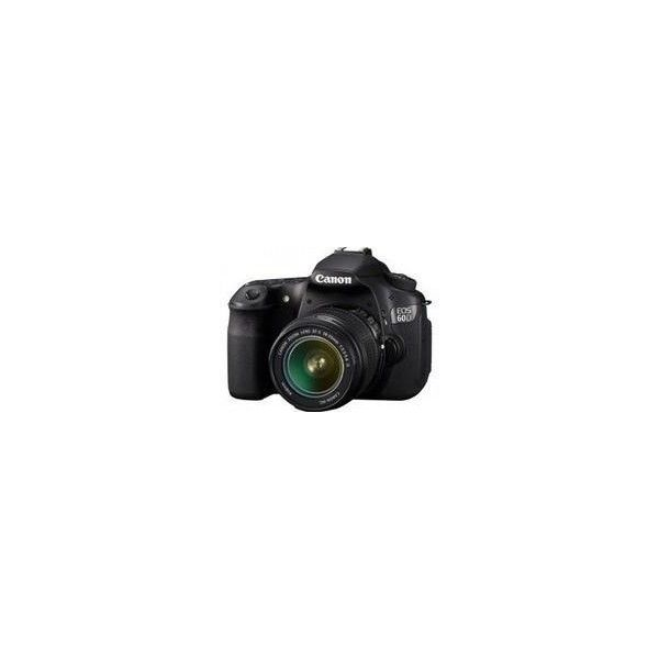 One of the best mid range DSLRs around, Canon EOS 60D Kit (EF S18-55) is easily capable of shooting shoot Full HD 1080p video at 24, 25 or 30fps, along with 720p HD or VGA video at 50 or 60fps; Canon EOS 60D Kit (EF S18-55) also inherits the Movie Crop.