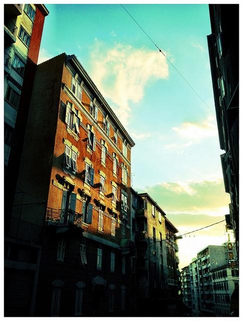 Trieste by IoSonoCristinsan, via Flickr