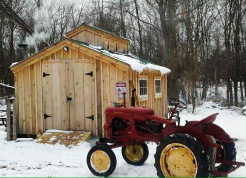 23 best Sugar shacks images on Pinterest | Cabins, Maple syrup and ...