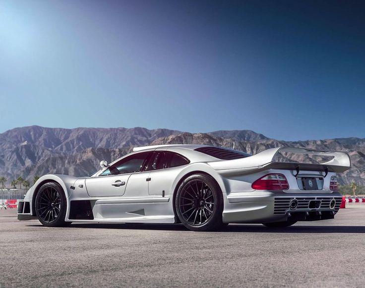 Mercedes CLK GTR