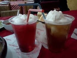 """What does """"Terremoto"""" mean: A drink made from white wine, ice cream and liquor.  www.natalislang.com"""