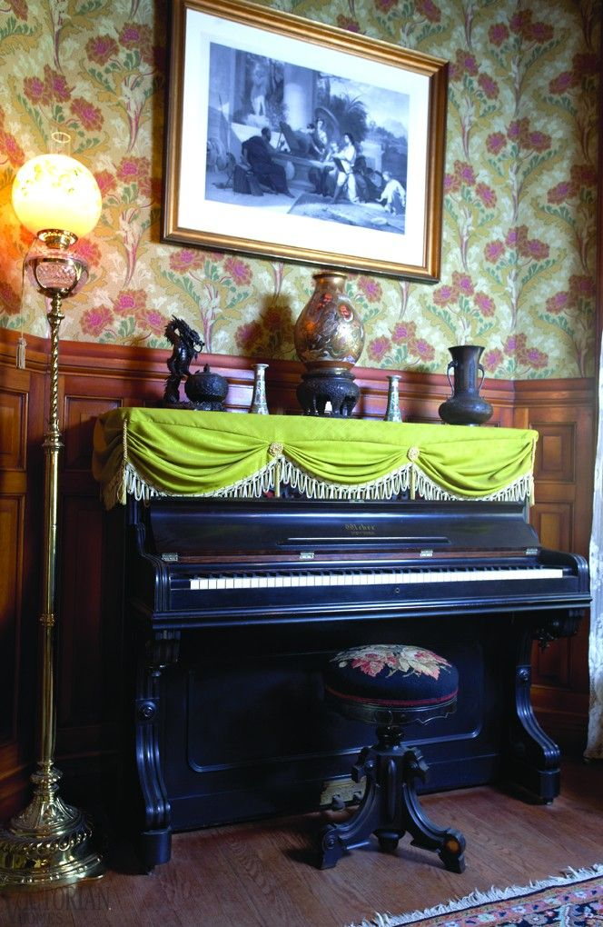 936 Best Victorian Interiors 1 Images On Pinterest Victorian Interiors House Interiors And