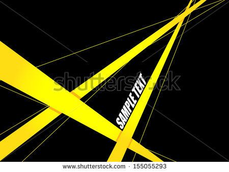 Abstract yellow Ribbon on black background http://www.shutterstock.com/pic-155055293/stock-vector-abstract-yellow-ribbon-on-black-background.html?src=kf6DuYeydaJbeAU9sja52A-1-2