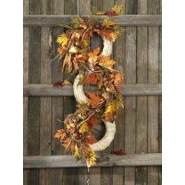 FloraCraft® Triple Wreath Door Hanger